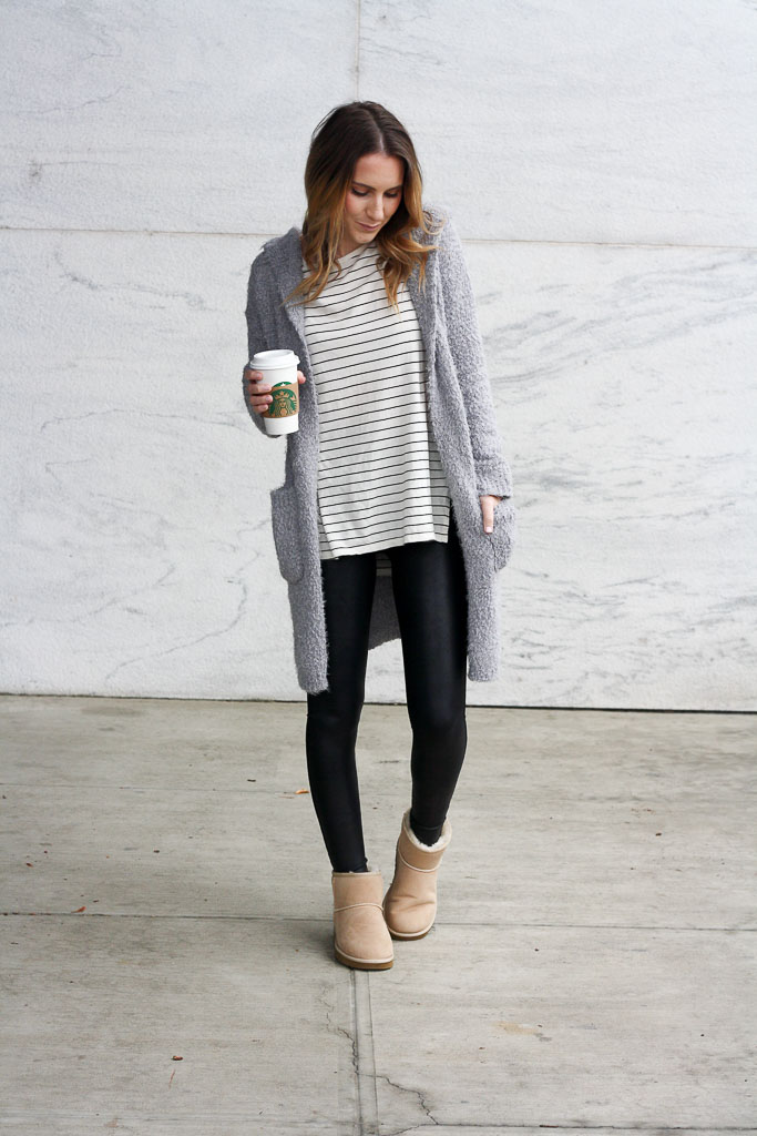 539d31d31fa Errands to Date Night in UGG Boots - Twenties Girl Style