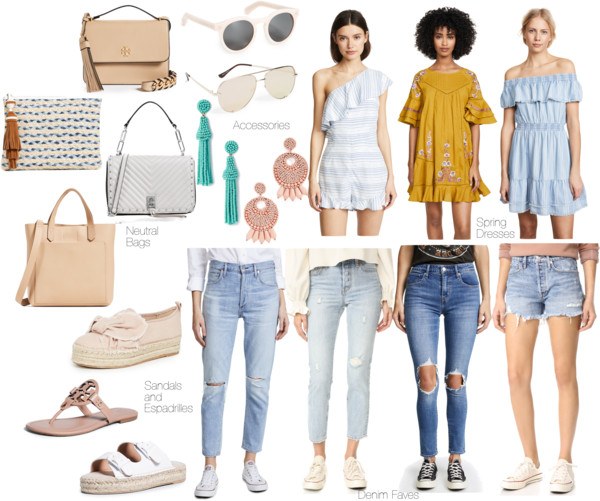 Spring Wardrobe Update – Shopbop Sale