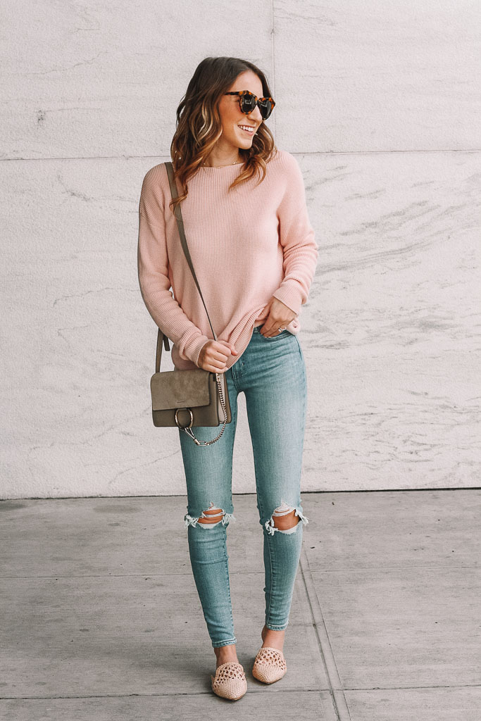 Spring's Must Have Sweater