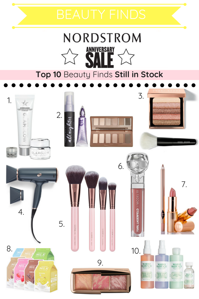 Nordstrom Anniversary Sale 2018: Top 10 Beauty Finds