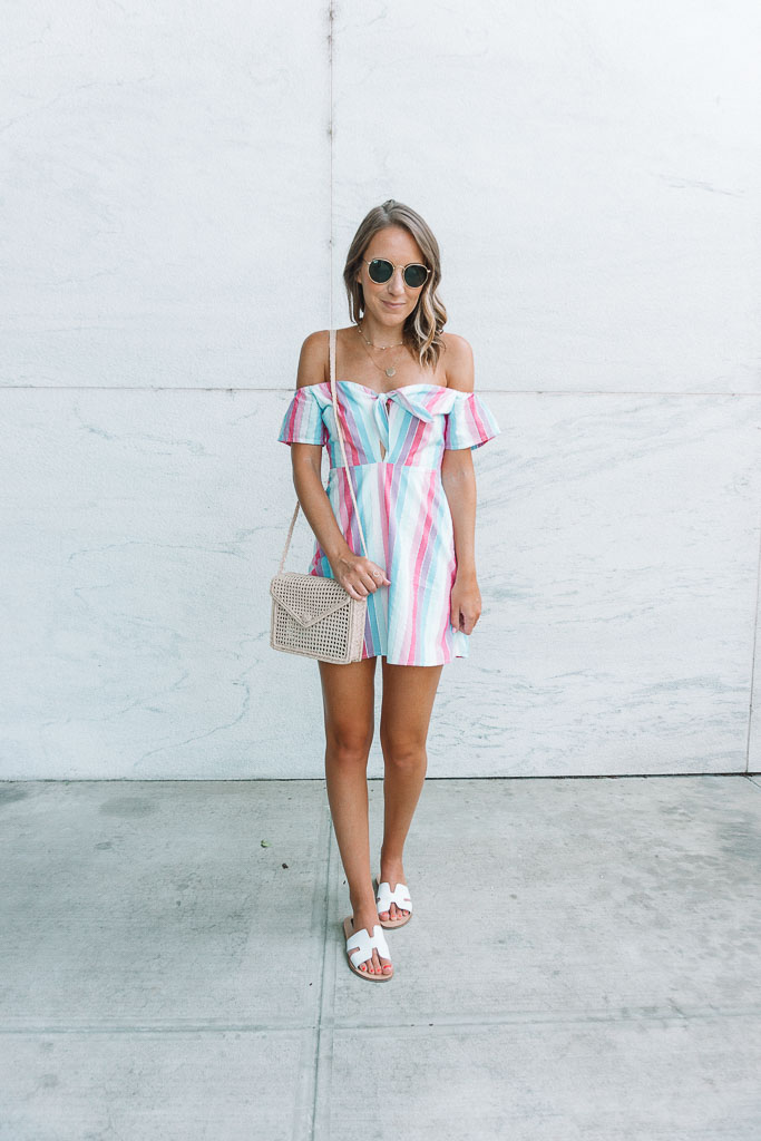 Sweet Stripes Summer Mini