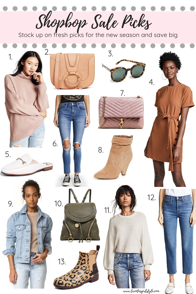 Shopbop Fall Sale Picks