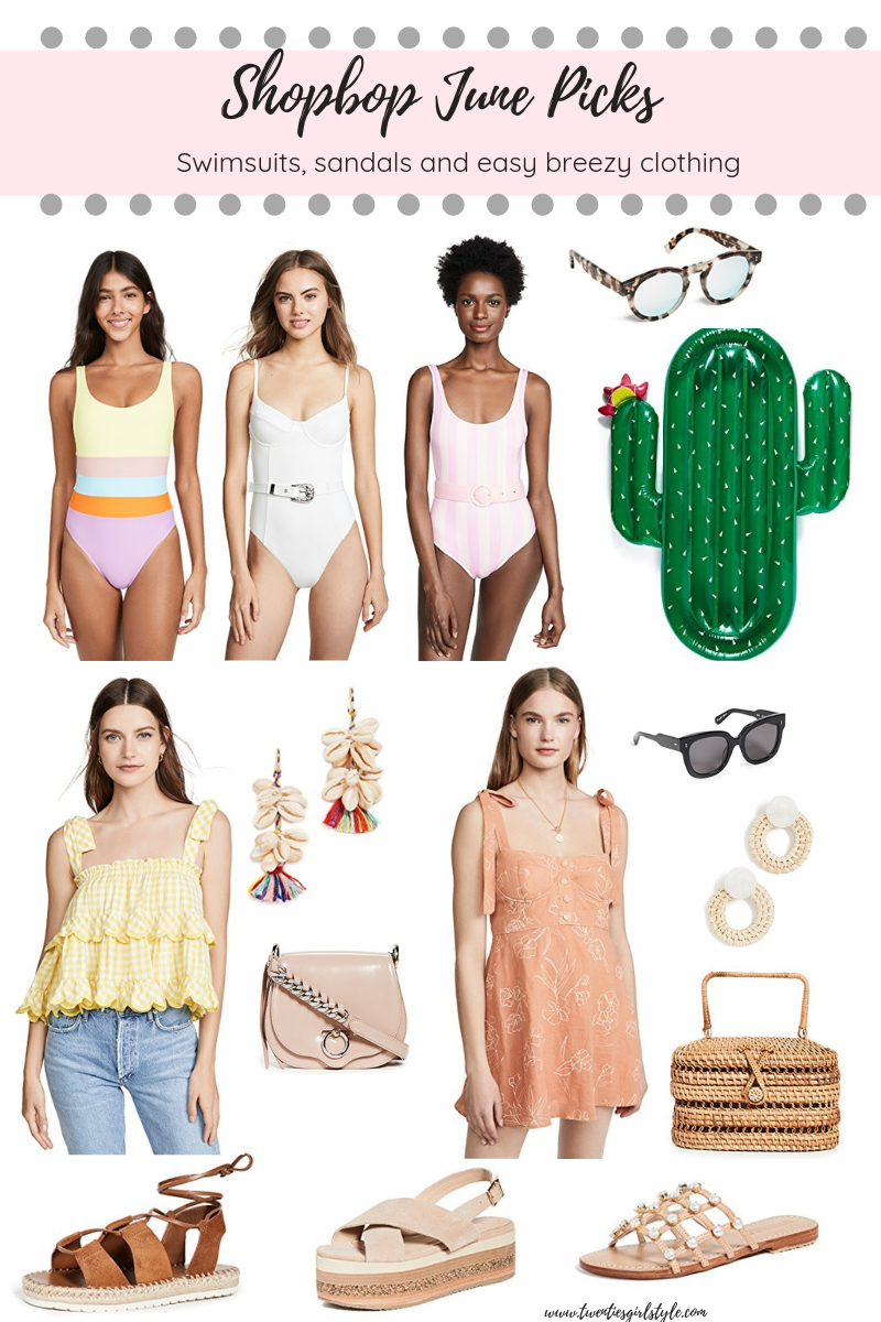 June Shopbop Picks