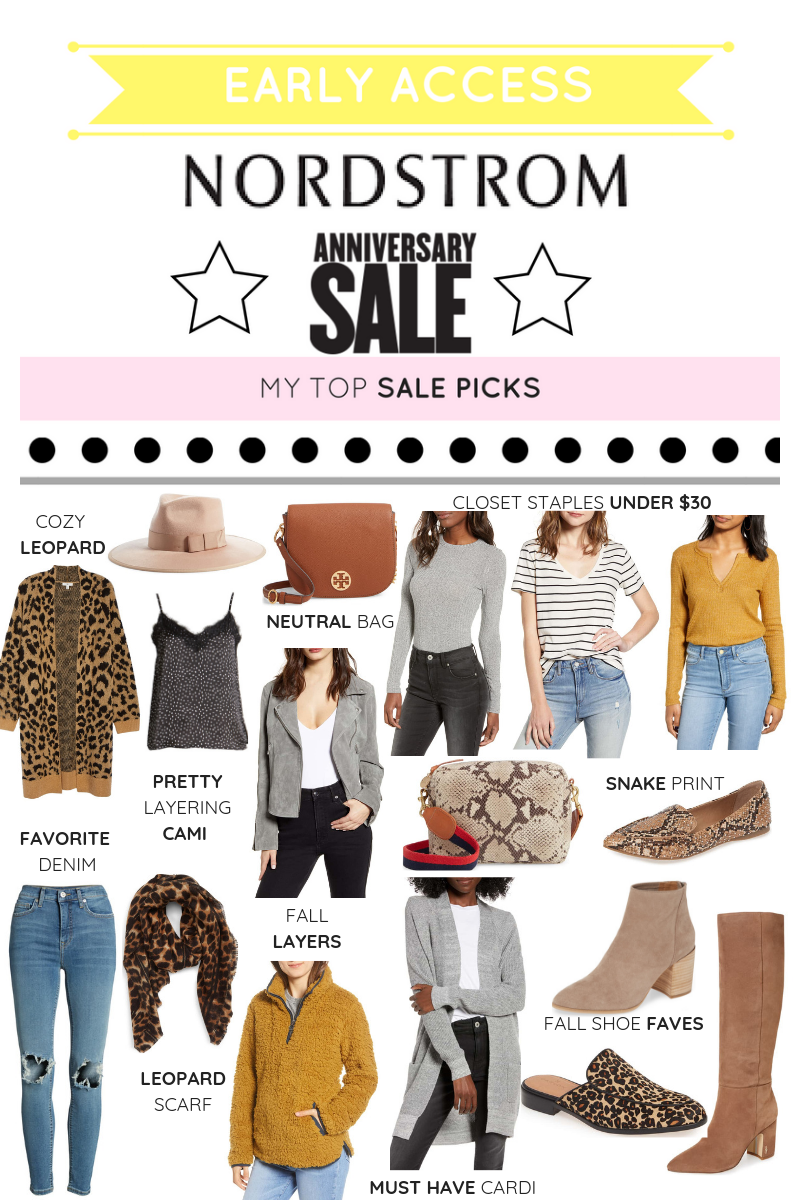 Nordstrom Anniversary Sale 2019: Early Access Picks + Closet Faves on Sale