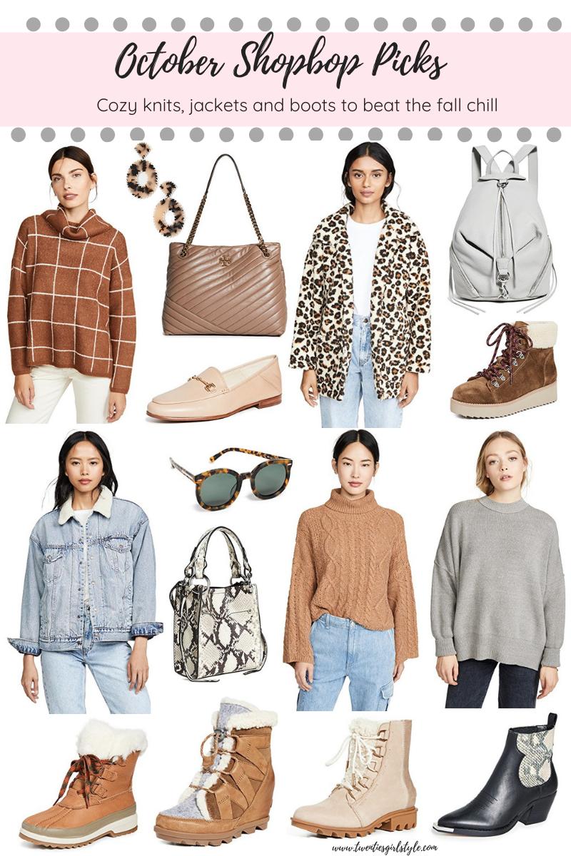 October Shopbop Picks