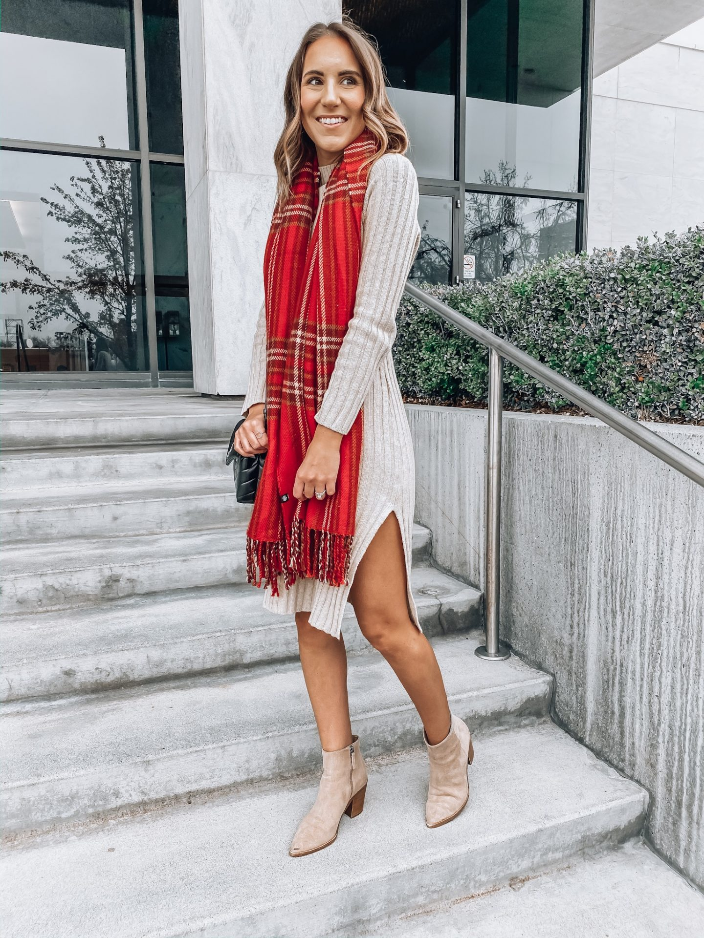 Sweaters for the Holidays with Nordstrom