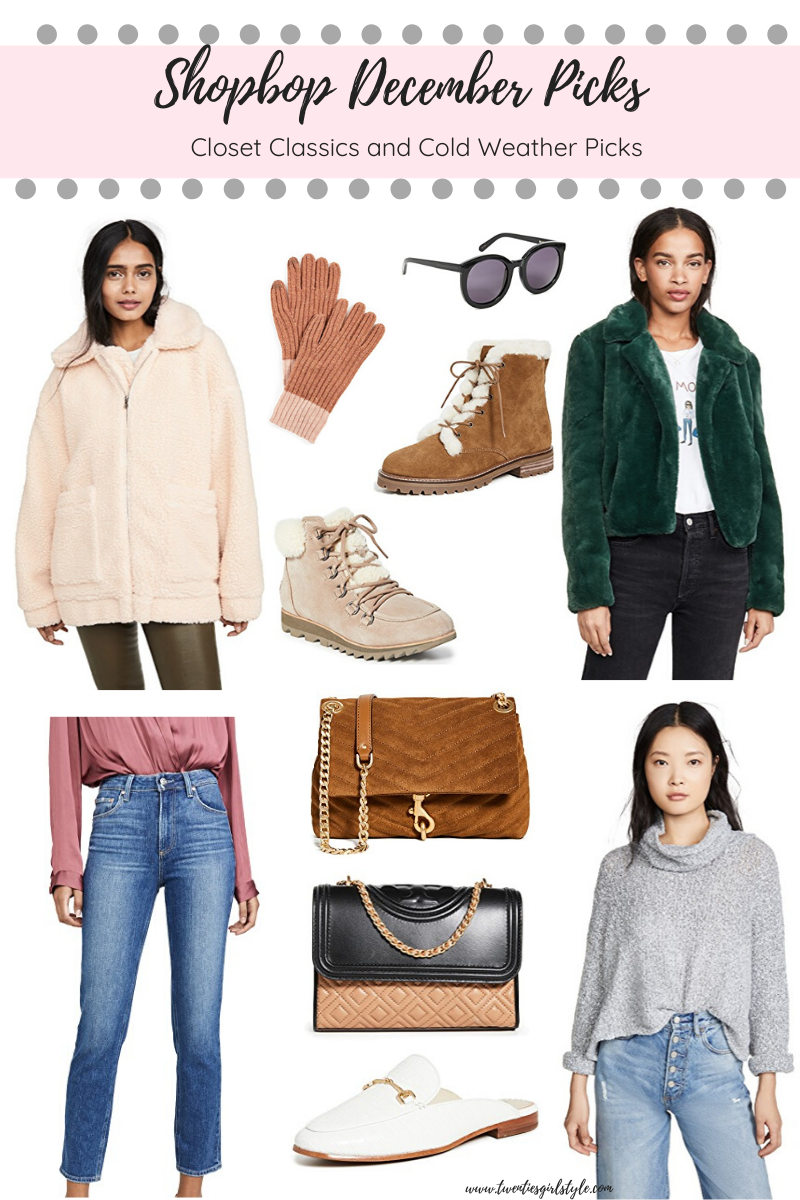 Shopbop December Picks