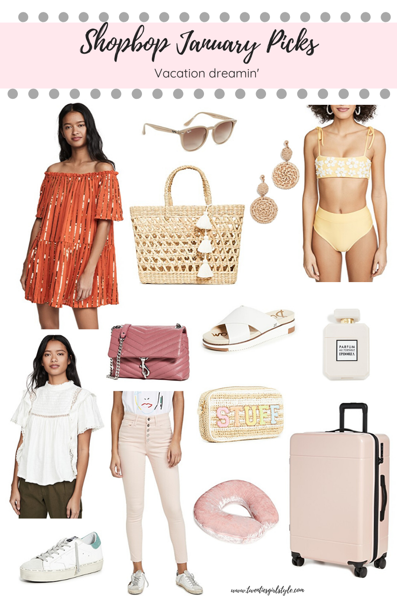 January Shopbop Picks