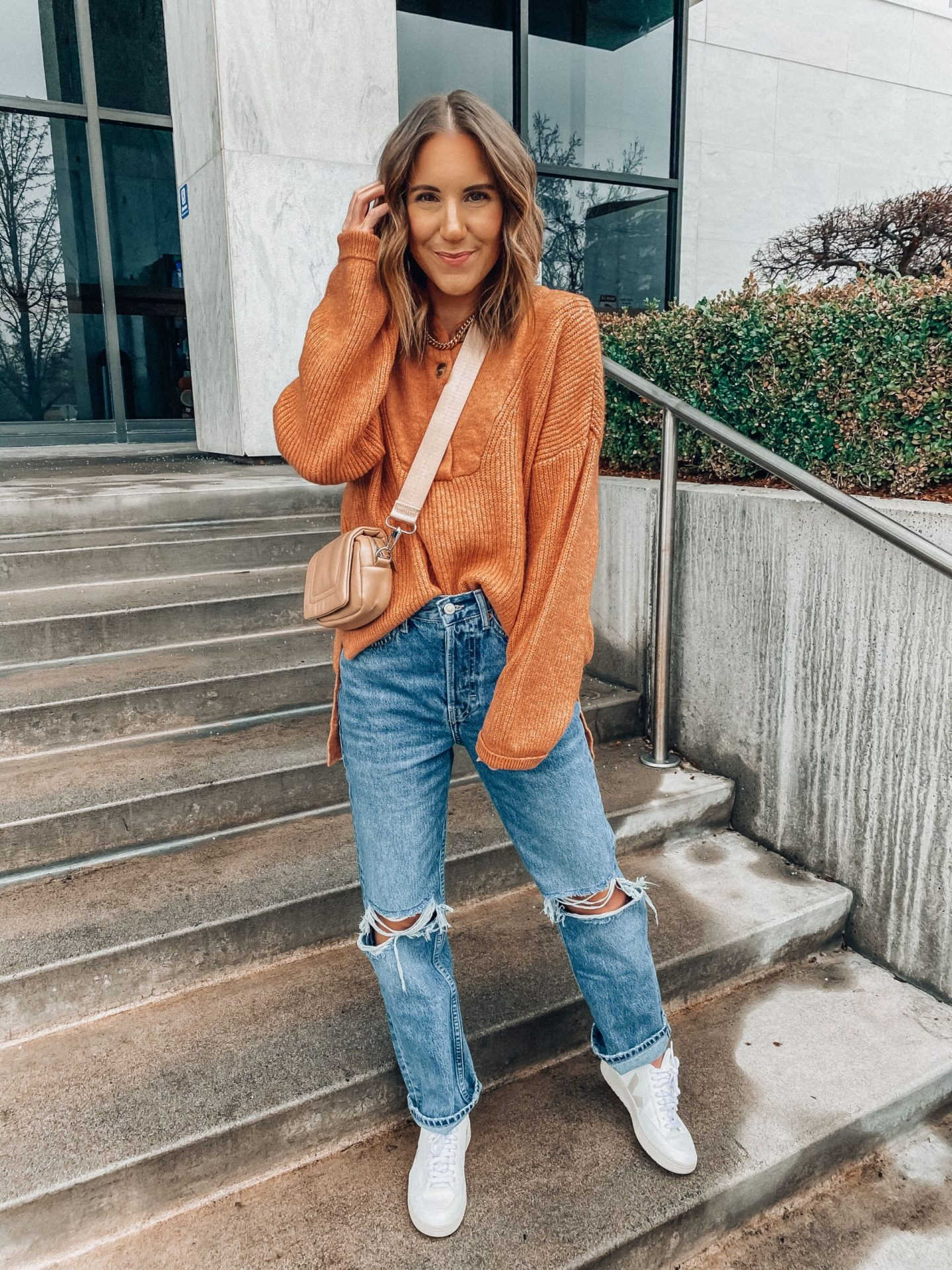 Winter to Spring Sweaters from Nordstrom
