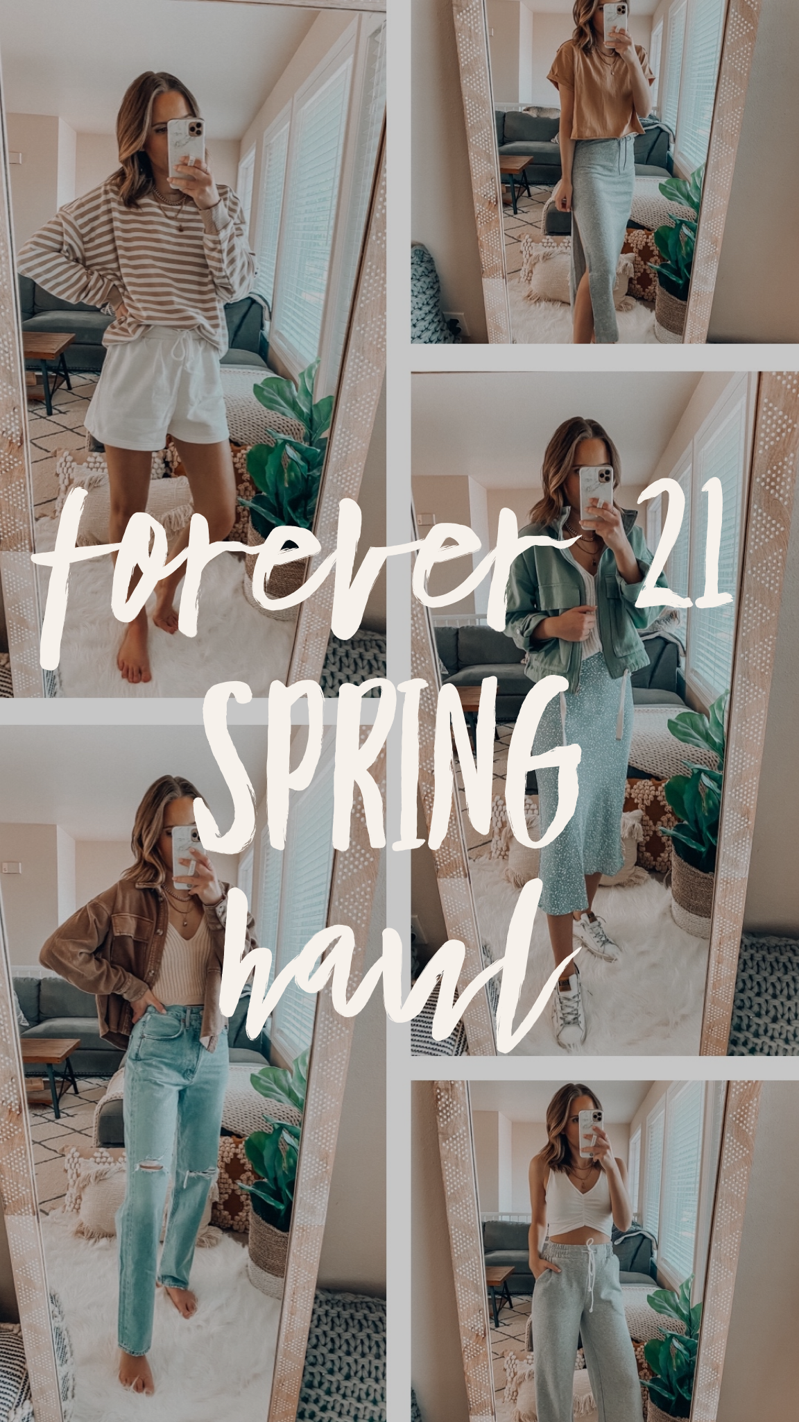 Spring Haul with Forever 21