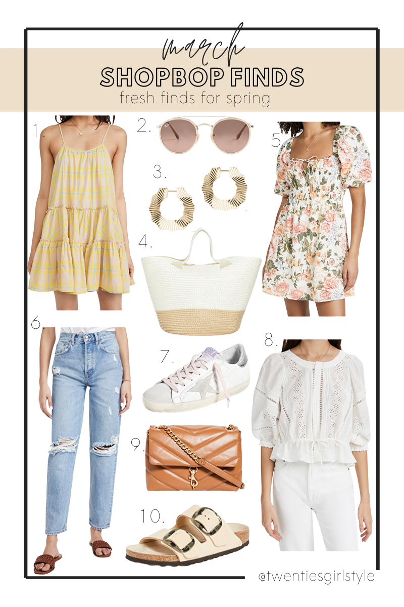 Shopbop March Picks